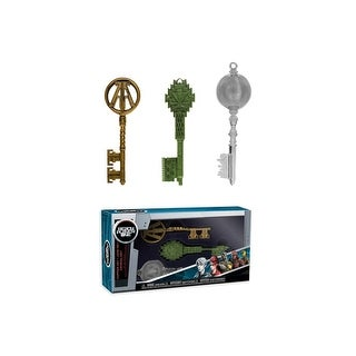 Ready Player One: Keys 3 Pack-Jade, Crystal & Copper