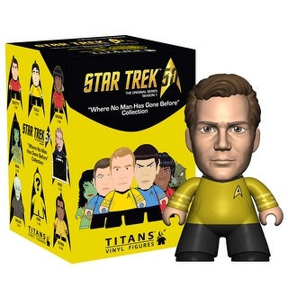 Titan Star Trek The Original Series Season 1 Blind Box Vinyl Figure