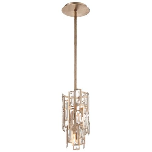 Metropolitan N6670-274 3 Light Mini Pendant from the Bel Mondo Collection