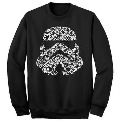 Star Wars Trooper Star Gear Logo Crewneck Sweater