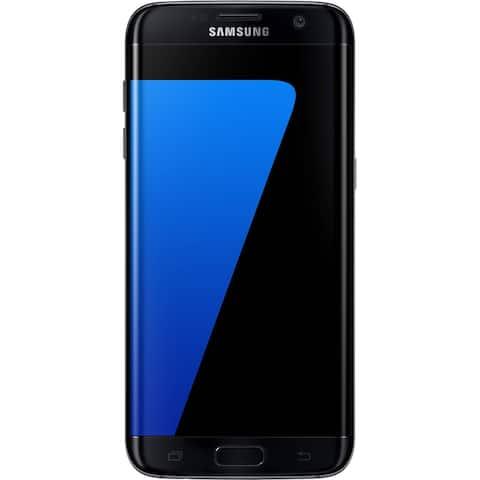 Samsung Galaxy S7 Edge G935V 32GB Verizon Unlocked CDMA LTE Quad-Core Phone w/ 12MP Camera - Black (Refurbished)