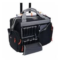 G.P.S. Rolling Range Bag Black GPS-2215RB