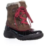 Anne Klein Sport Galenka Winter Boots, Medium Natural