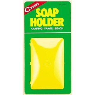 Coghlan amp;apos;s 658 Plastic Soap Holder - Pack of 5