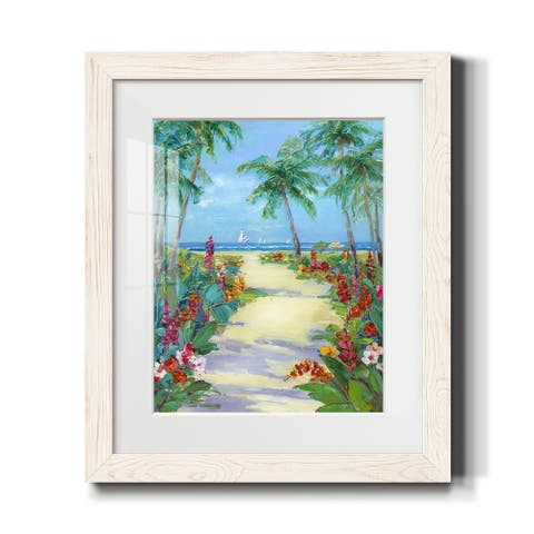 Turning Tides II-Premium Framed Print - Ready to Hang