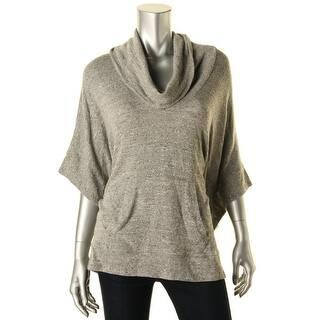 Splendid Womens Poncho Sweater Marled Cowl Neck https://ak1.ostkcdn.com/images/products/is/images/direct/1389c1e27a6393a25e0e10d09f72f48865663c74/Splendid-Womens-Marled-Cowl-Neck-Poncho-Sweater.jpg?impolicy=medium