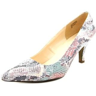 Karen Scott Clancy Pointed Toe Synthetic Heels