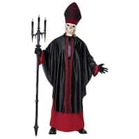 Black Mass Adult Costume