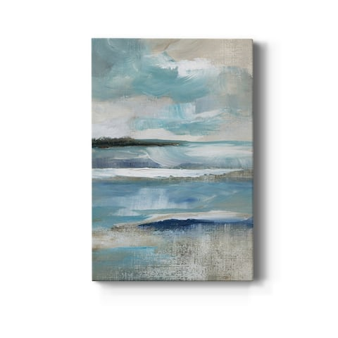 Distant Drama I Premium Gallery Wrapped Canvas - Ready to Hang