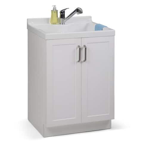 Buy Utility Sinks Faucets Online At Overstock Our Best Plumbing Deals