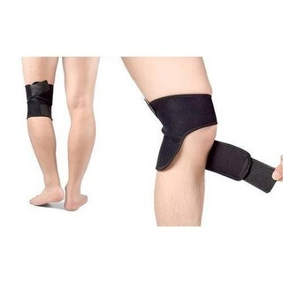 Tagco USA EF-LEE-BLA Adjustable Brace for Knee & Elbow, Brace