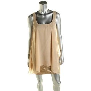 Ali & Jay Womens Bella Sequined Sleeveless Party Dress - XS