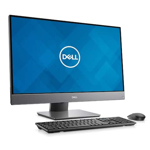 "Dell Inspiron 7777 27"" Touchscreen Intel Core i5-8400 X6 3.3GHz 8GB,Black/Silver(Scratch and Dent)"