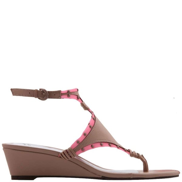 Nina Womens vevilla Open Toe Casual Platform Sandals