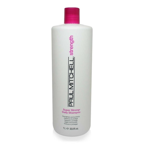 PAUL MITCHELL | STRENGTH SUPER STRONG DAILY SHAMPOO 33.8OZ/1000mL