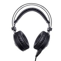 Falcon Over the ear Stereo PC Gaming Headset with Microphone LED lights