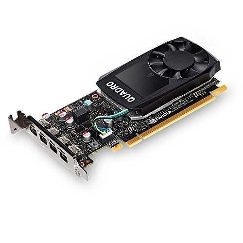 Pny Technologies - Nvidia Quadro P600 - Pci Express 3.0 X16 - 2 Gb - Gddr5 Sdram Coo Is Taiwan