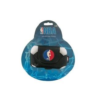 GNJ NBA Cell Phone Pouch - Black
