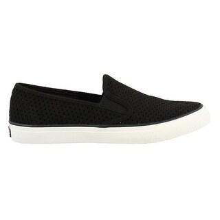 Sperry Womens Seaside Scale Low Top Slip On Fashion Sneaker
