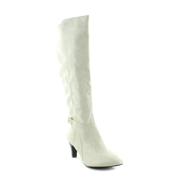 Karen Scott Haidar Women's Boots White