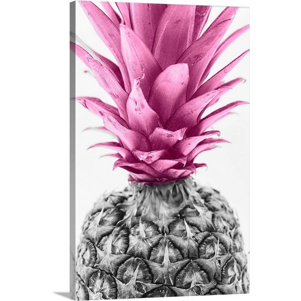 """Spunky Fruit"" Canvas Wall Art"