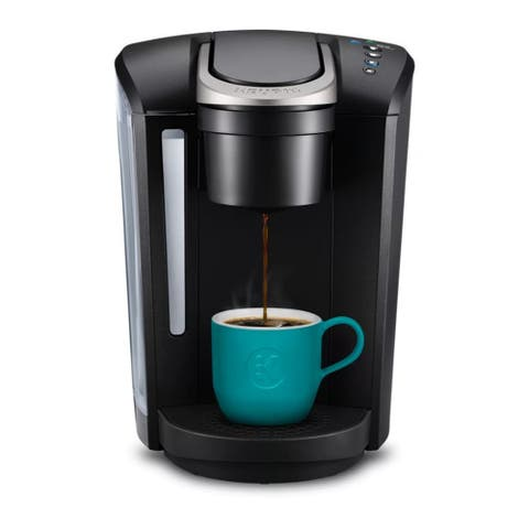 Keurig K-Select Coffee Maker, Single Serve K-Cup Pod Coffee Brewer