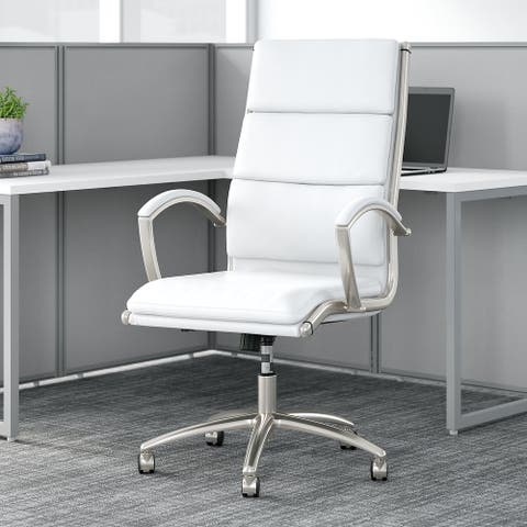 Easy Office High Back Executive Chair by Bush Business Furniture