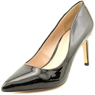 Charles By Charles David Lesslie Pointed Toe Patent Leather Heels