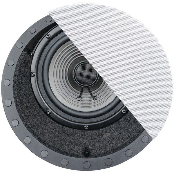 """Architech Sc-602Lcrsf 6.5"""" Premium Series 15Deg -Angled Frameless Ceiling Speaker"""