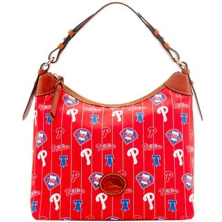Dooney & Bourke MLB Philadelphia Phillies Large Erica (Introduced by Dooney & Bourke at $168 in May 2016)