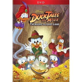 DUCKTALES THE MOVIE-TREASURE OF THE LOST LAMP (DVD)