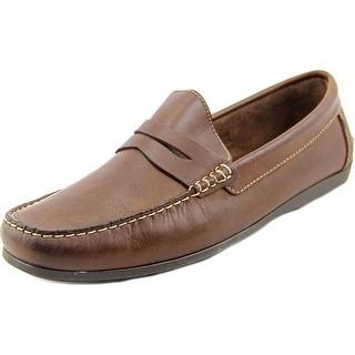 Florsheim Jasper Penny Men Round Toe Leather Brown Loafer
