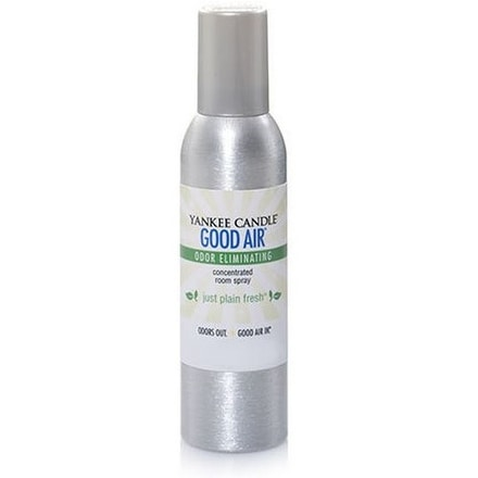 Yankee Candle 1348277 Good Air Just Plain Fresh Concentrated Room Spray