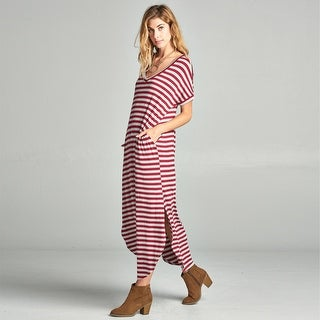 Classic Stripe Maxi Dress in 8 Colors (More options available)