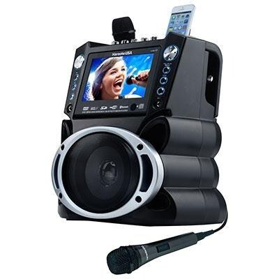 "Dok Solutions - Gf840 - Dvd Cdg Mp3g Karaoke 7"""