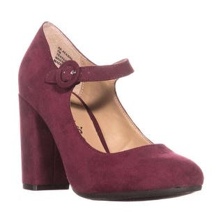 3a06e2823aa Buy Mary Jane Women s Heels Online at Overstock