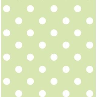 Brewster Dottie Peel and Stick Wallpaper Kids Dottie Wall Pops Wallpaper