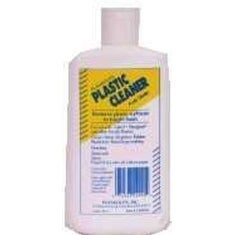 Plaskolite 1999990A Plastic Cleaner, 8 Oz
