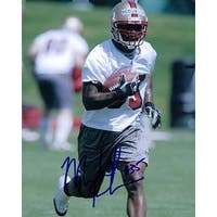 Signed Robinson Michael San Francisco 49ers 8x10 Photo autographed