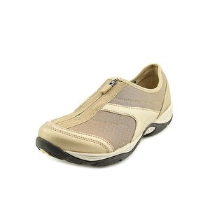 Easy Spirit Ellicott Round Toe Canvas Walking Shoe