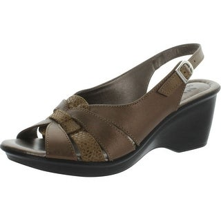 Spring Step Women's Adorable Casual Shoes - Bronze