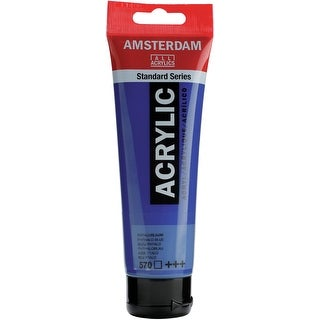 Amsterdam Standard Acrylic Paint 120Ml-Phthalo Blue