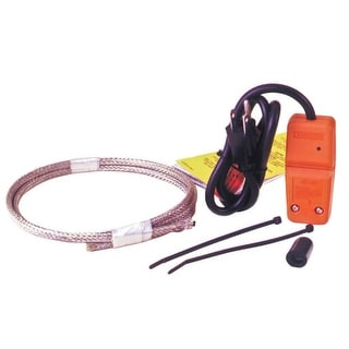 Easy Heat 10805 Freeze Free Self-Regulating Pipe Heating System, 5 Feet
