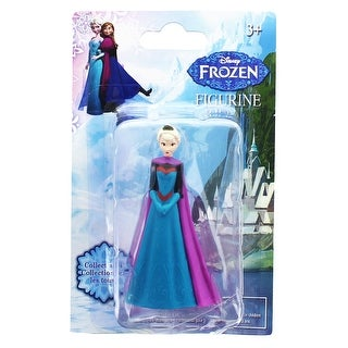 Disney Frozen Elsa in Coronation Gown Figurine - multi