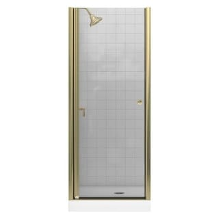 "Kohler K-702400-L Frameless Pivot Shower Door - 28.75""-30.25"" W x 65.5"" H"