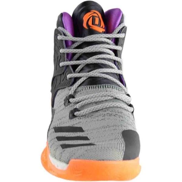 Shop Adidas Mens D Rose 7 Primeknit Basketball Athletic