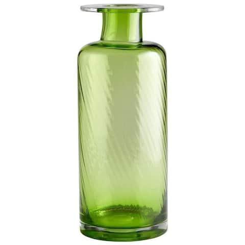 "Cyan Design 05868 18.25"" Large Apothecary Vase - Green"