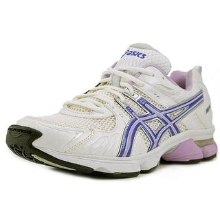 Asics GEL-260TR Women  Round Toe Synthetic White Sneakers