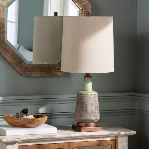 """Brookfield 26"""" Traditional Table Lamp - 26""""H x 12""""W x 12""""D"""