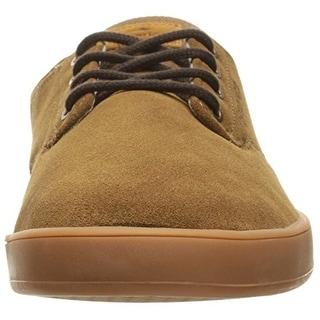 Emerica Men's The Romero Laced Skateboarding Shoe, Brown/Gum/Brown, 13 M US - Brown
